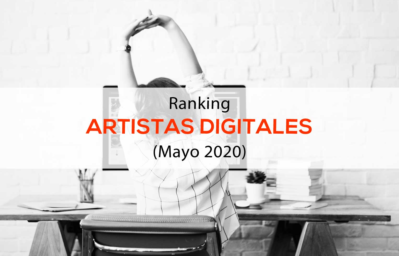 Ranking Artistas digitales