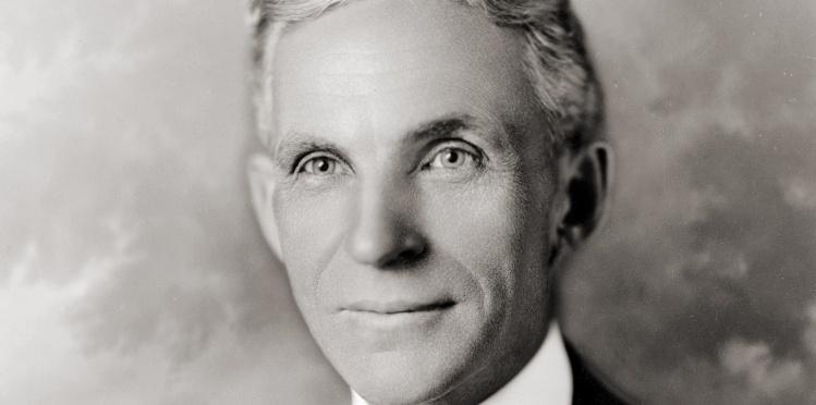 Influencers que cambiaron el mundo: Henry Ford