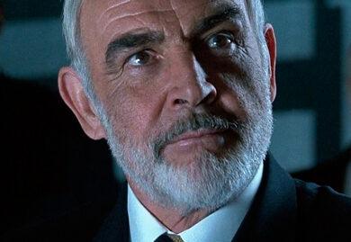 Adiós al legendario Sean Connery