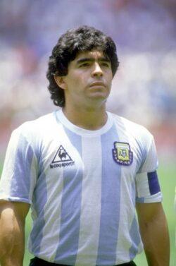 AD10S Maradona, un genio irrepetible