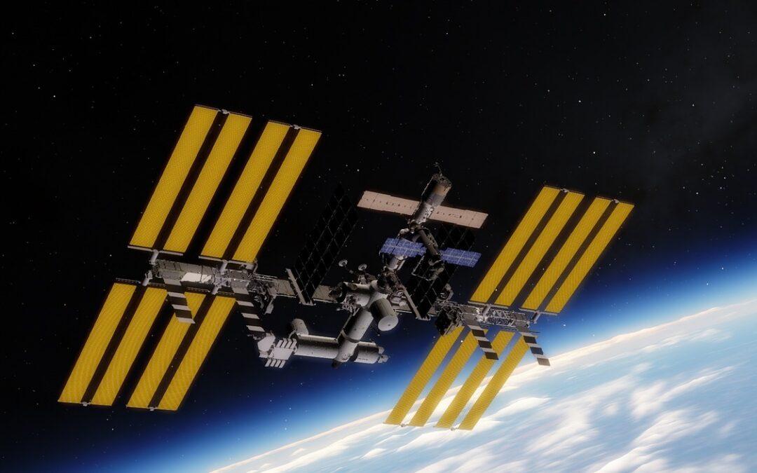 Estaciones solares espaciales, el futuro de las energías renovables