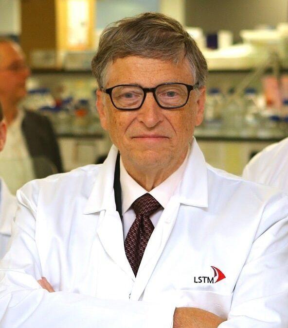 Bill Gates, de patrón de Microsoft a amo de las vacunas