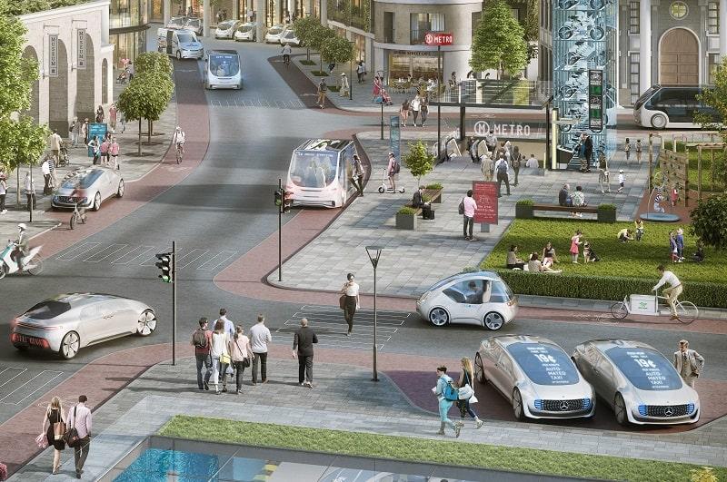Un entorno urbano más saludable