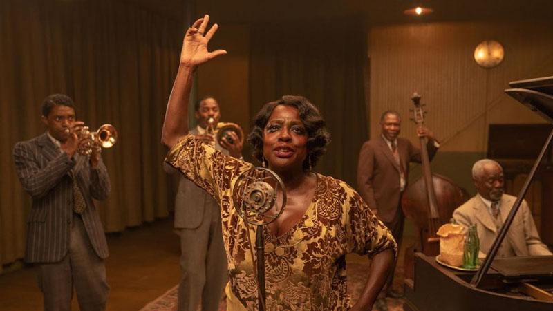 Oscars 2021: La reina del blues.