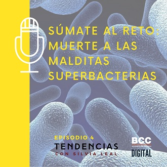 Súmate al reto: Muerte a las malditas superbacterias