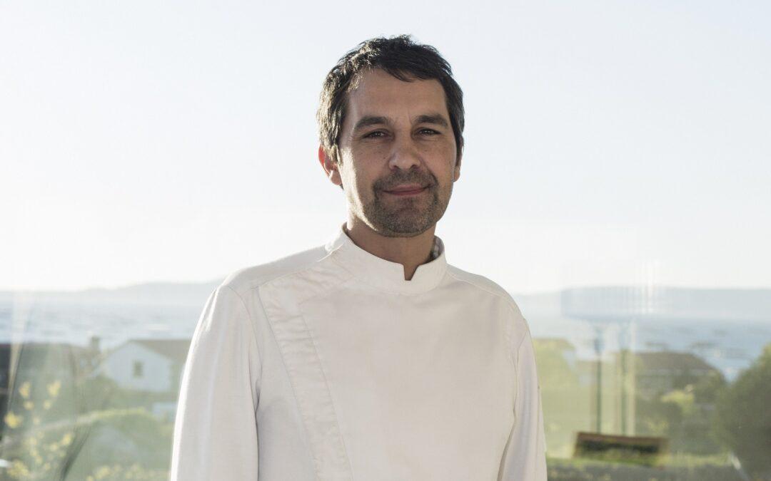 Javier Olleros, primer chef gallego con dos estrellas Michelin