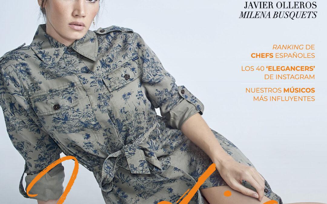Influencers celebra cuarto aniversario con India Martínez en portada
