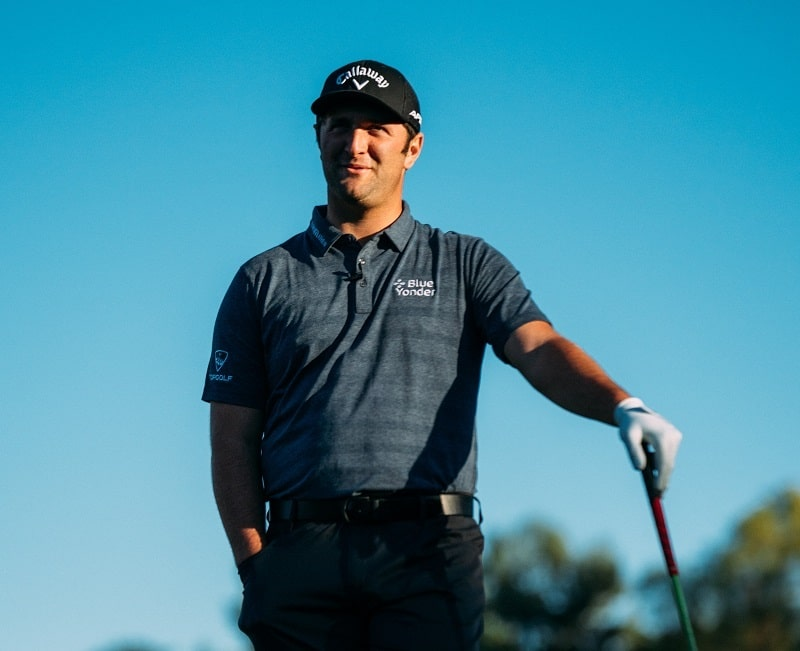 El golf mundial se rinde a Jon Rahm