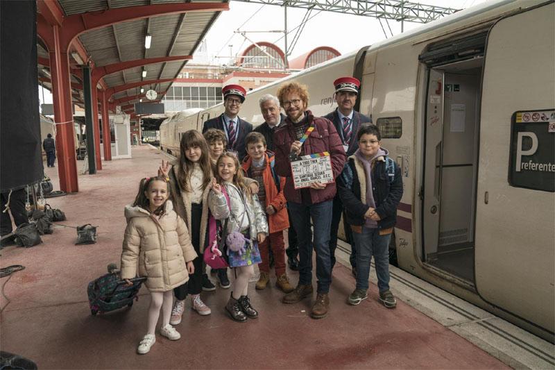 Mejores estrenos del verano 2021: A todo tren. Destino Asturias.