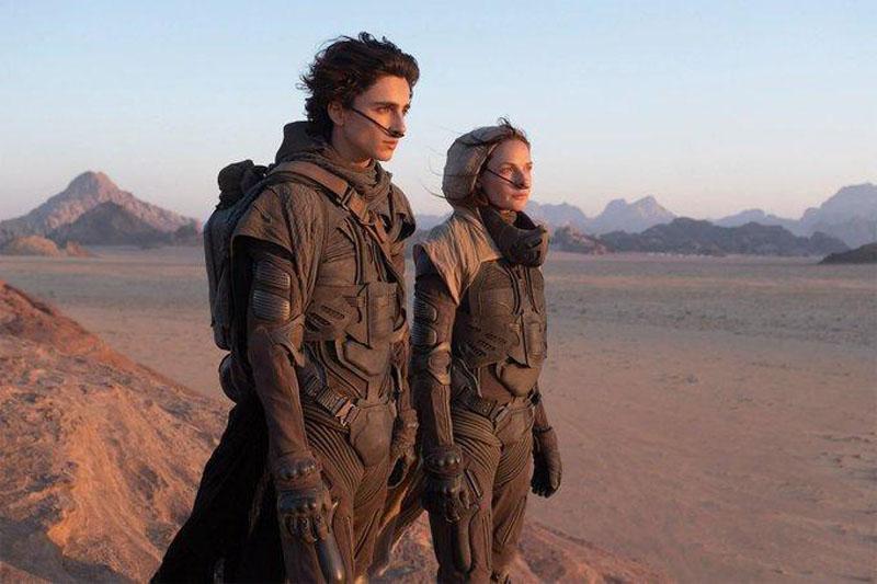 Mejores estrenos del verano 2021: Dune.