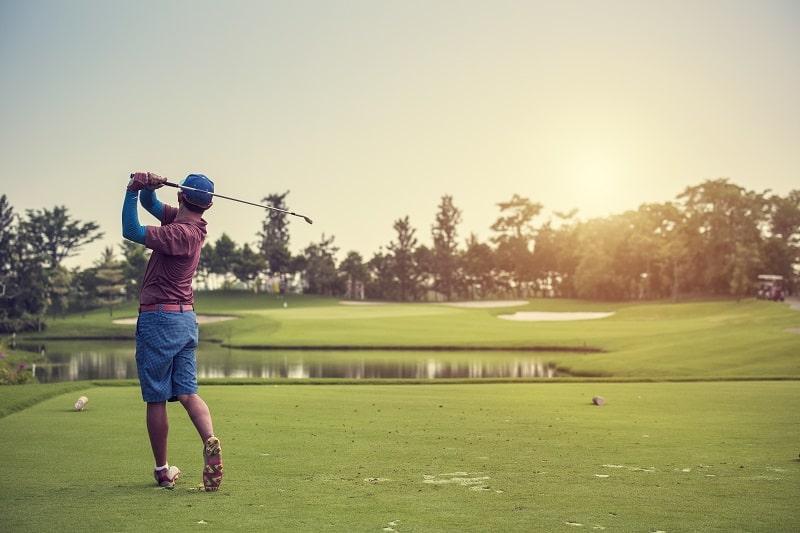 Jugar al golf aumenta la esperanza de vida