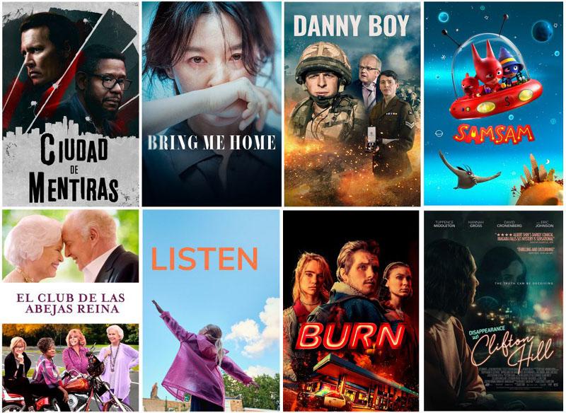 Estrenos plataformas digitales agosto 2021: Películas Movistar+.