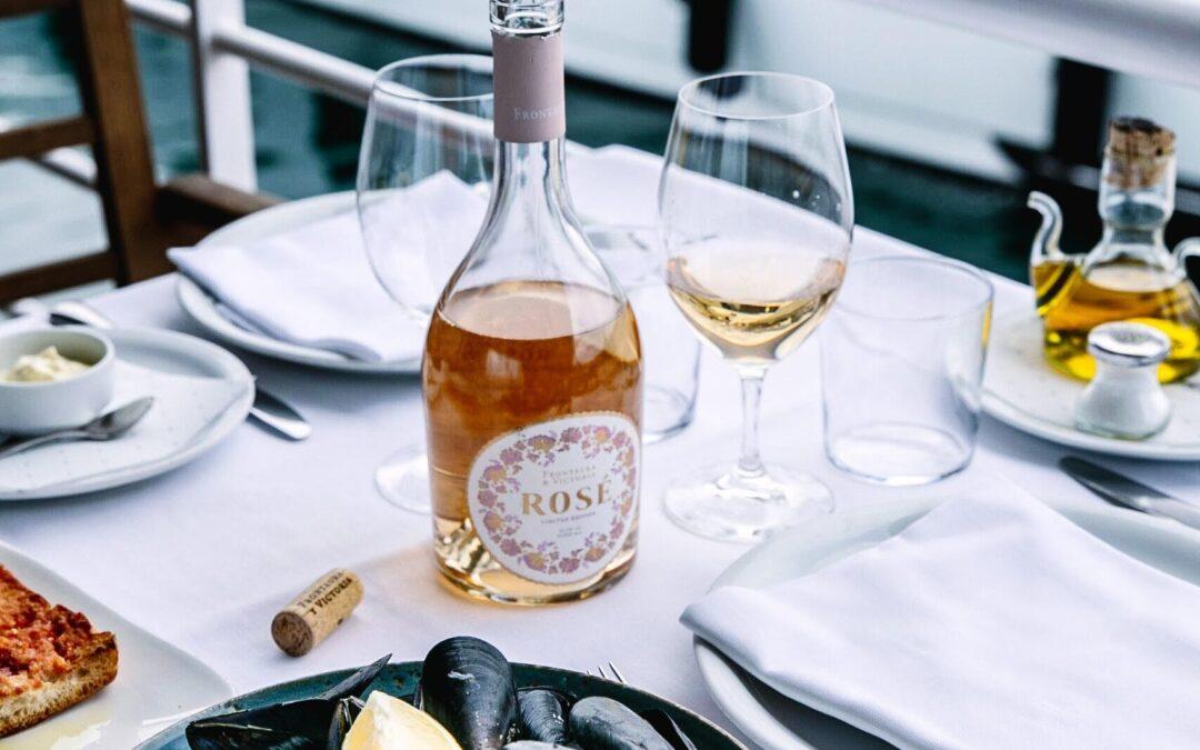 El eslogan 'Brosé, real man drink Rosé' se hace tendencia