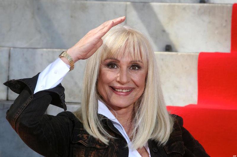 Raffaella Carrà en Carramba, che sorpresa (2008).