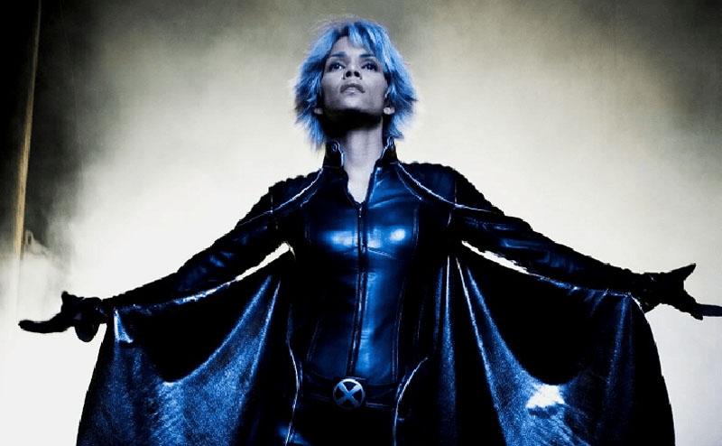 Superheroínas de cine: Tormenta.