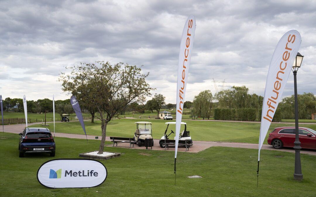 'Influencers' celebra la llegada del otoño con la VI edición de su Torneo de Golf