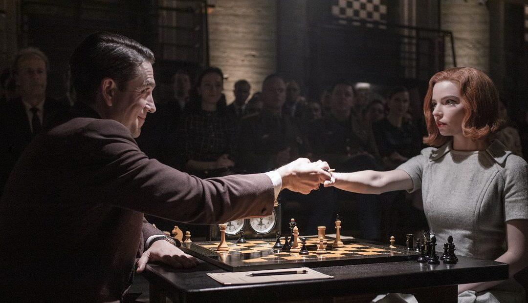 'Gambito de Dama': Edad de Oro para el ajedrez