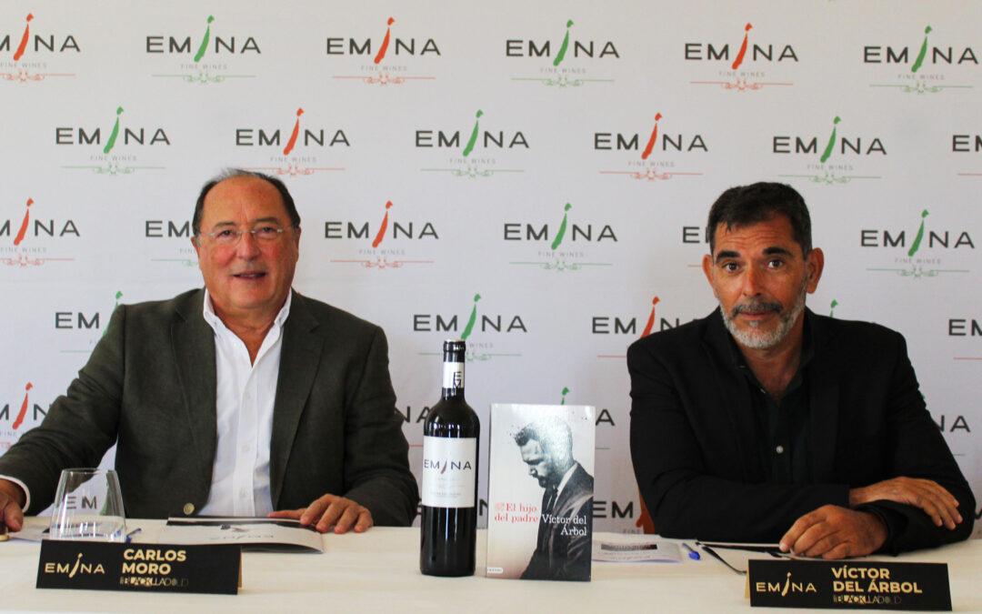Un encuentro entre viñedos: vino y literatura en Bodega Emina