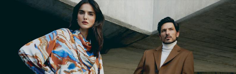 'Vuelve la moda', con Blanca Padilla y Andrés Velencoso