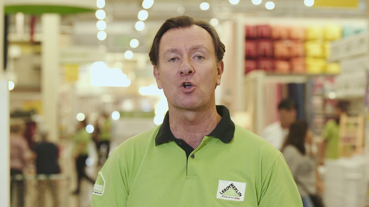 Alain Ryckeboer, CEO de Leroy Merlin en España