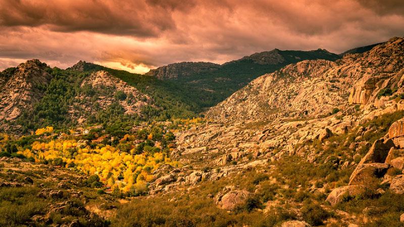 Cinco escapadas rurales en Madrid para aprovechar el otoño