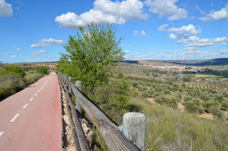 Escapadas rurales Madrid Morata de Tajuña Via Verde Turismo Morata