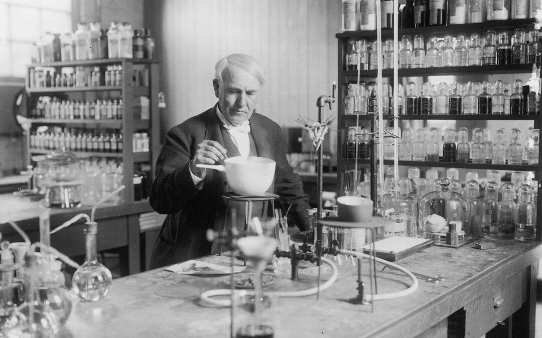 Influencers que cambiaron el mundo: el milagro de Thomas Edison